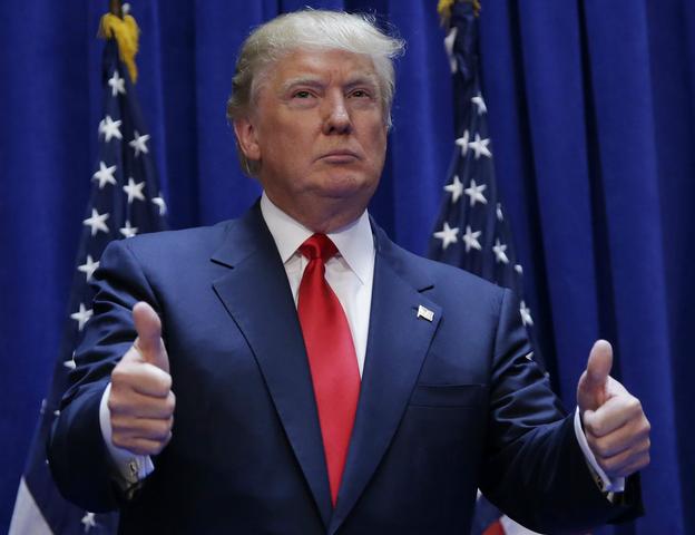 Die Erfolgsformel des Vaters des US – president elect Donald Trump: