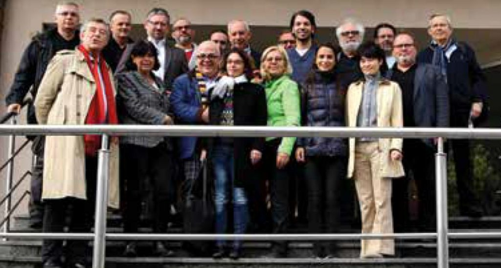 Delegația Uniunii Presei Străine din Viena – fact-finding mission în România